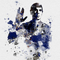 Mr Spock by My Inspiration