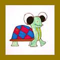 Mr. Turtle by Sarahjo Hawes