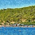 Megalo Kavouri Beach by George Atsametakis