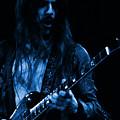 Mrmt #70 Enhanced In Blue by Ben Upham