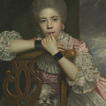 Mrs Abington As Miss Prue In Love For Love By William Congreve by Joshua Reynolds