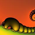 Mrs. And Mr. Centipede by Jutta Maria Pusl