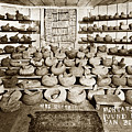 Mrs. Butts Mortar And Pestle Collection Found In San Benito Co. by California Views Mr Pat Hathaway Archives