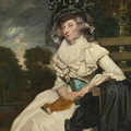 Mrs. Lewis Thomas Watson  by Joshua Reynolds