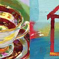 Mrs Patterson S Tea Cup 4559 by C'est La Viv