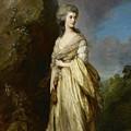 Mrs Peter William Baker by Thomas Gainsborough