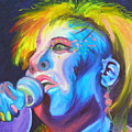 Mrs Ziggy Stardust by Michael Lee