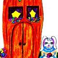 Ms. Bunny's Carrot House by Jo-Ann Hayden