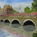 Ms23 French Stone Bridge  by Mark Spitz