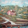 Mt Bette Camden Me by Joseph Sandora Jr