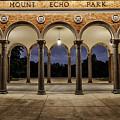Mt Echo Pavilion by Andrew Johnson