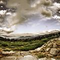 Mt. Evans Alpine Vista #2 by Chris Bordeleau
