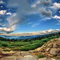 Mt. Evans Alpine Vista by Chris Bordeleau
