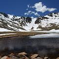 Mt Evans by David Pettit
