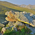 Mt. Evans From Mt. Evans Highway by Ray Mathis