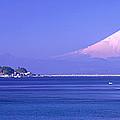 Mt Fuji Kanagawa Japan by Panoramic Images
