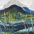 Mt Gosford by Francois Fournier