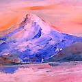 Mt Hood 04 by Pusita Gibbs