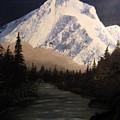 Mt Hood by Mark Farr