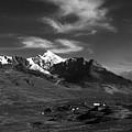 Mt Huayna Potosi And Milluni Mine by James Brunker