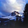 Mt. Jefferson Photograph by Kimberly Walker
