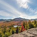 Mt. Joe, Adirondacks  by Sandy Roe