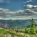 Mt. Marston Scenic View by Constance Puttkemery