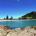 Mt Maunganui Beach 9 - Tauranga New Zealand by Selena Boron