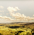Mt Mee Vintage Landscape by Jorgo Photography - Wall Art Gallery