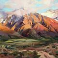 Mt Nebo Range by Steve Henderson
