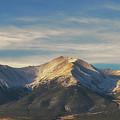 Mt. Princeton by Luis A Ramirez