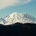 Mt Rainier by Cherie Duran