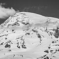 Mt. Rainier by Jacob Rietta Rain