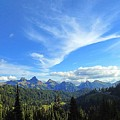 Mt. Rainier National Park by Sandra Peery