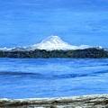 Mt. Rainier by Alice Faber