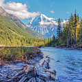 Mt. Robson 2009 02 by Jim Dollar