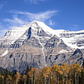 Mt. Robson- Canada's Tallest Peak by Tiffany Vest