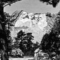 Mt Rushmore by American School