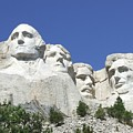 Mt. Rushmore by Frederick Holiday