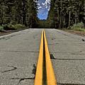 Mt Shasta California by Wayne Marsh