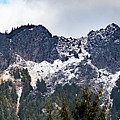 Mt. Si South View by Marland Howard