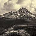 Mt. Sneffels by Angela Moyer