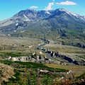 Mt. St. Helens 2005 by Val Conrad