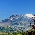 Mt St Helens by Albert Seger
