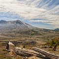 Mt St Helens by Brian Harig