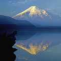 1m4907-h-mt. St. Helens Reflect H  by Ed  Cooper Photography