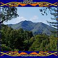 Mt Tamalpais Framed 2 by Ben Upham III