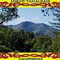 Mt Tamalpais Framed 4 by Ben Upham III