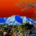 Mt Tamalpais From Another World by Ben Upham III