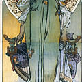 Mucha: Theatrical Poster by Granger